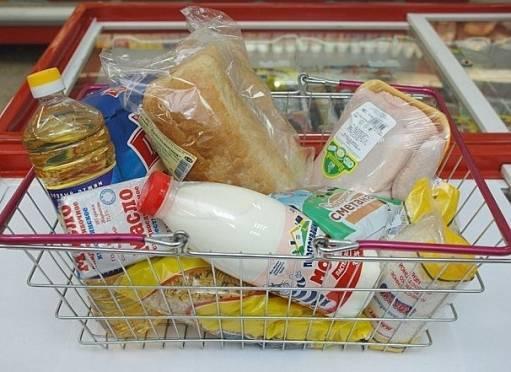 Цены на продукты в Мордовии выросли почти на 12%