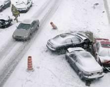 Водителей Мордовии ждут проблемы на дорогах