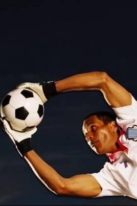 Футбол. Республика Удмуртия – Пермский край постер