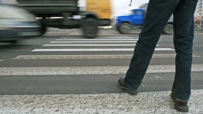 В Мордовии водители и пешеходы взаимно не уважают друг друга