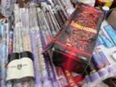 В Саранске проводятся рейды в местах продажи пиротехники