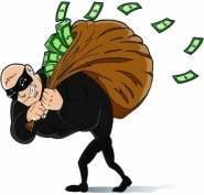 Мужчина, укравший у жителя Саранска 600 тыс рублей, потратил деньги за пару месяцев