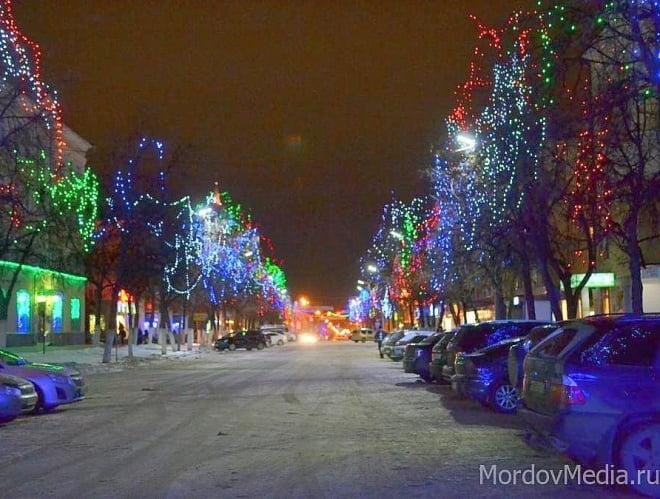 В Саранске праздничные мероприятия потеснят водителей