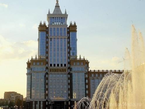 Строительство нового корпуса мордовского университета должны завершить к 25  августа