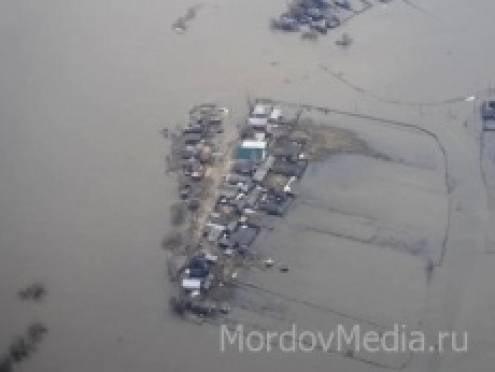 В Мордовии не допустят мародерства во время паводка