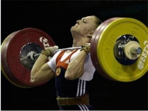 В Мордовии стартовали всероссийские соревнования по тяжелой атлетике
