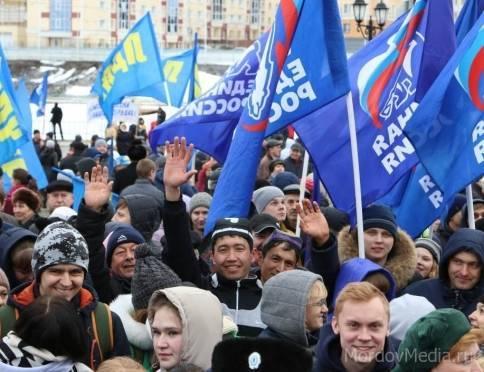 В Саранске митингующие потеснят водителей