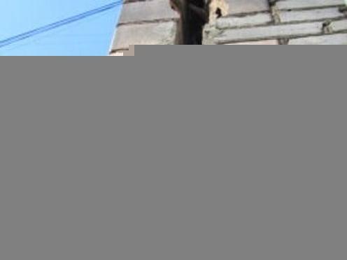В Мордовии люди живут в смертельно опасных домах