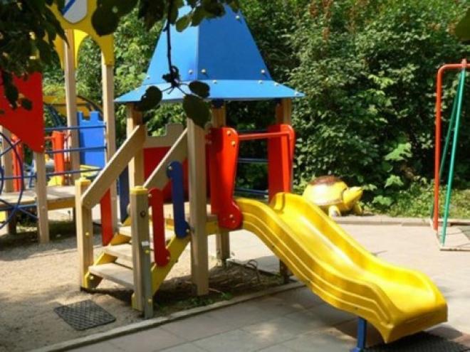 На деньги жителей Мордовии в Крыму построят детские площадки