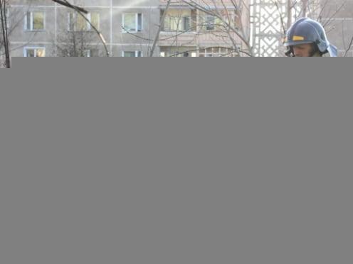 Саранск: горожане поджигают траву – спасатели тушат пожар