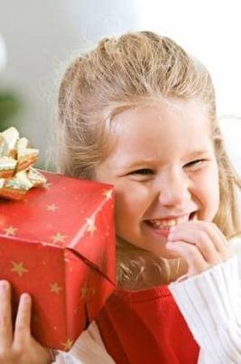Подарим праздник детям постер