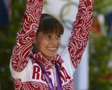 Елена Лашманова (Мордовия) претендует на звание «Атлет года»