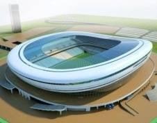 Владимир Волков: в строительстве стадиона к ЧМ-2018 должны участвовать местные компании