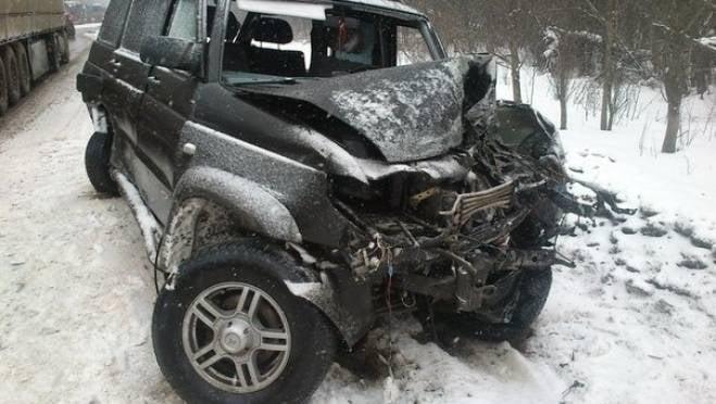 «Патриот» вылетел с трассы в Мордовии, есть пострадавший