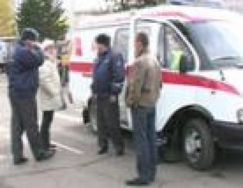 В Саранске маршрутная ГАЗель наехала на «Оку»