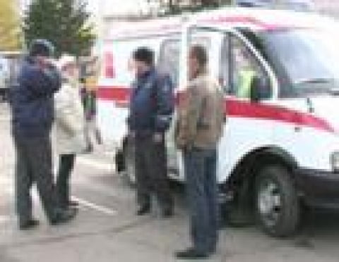 Житель Саранска сбил насмерть женщину-пешехода