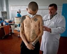 Заключенные Дубравлага Мордовии стали меньше болеть туберкулезом