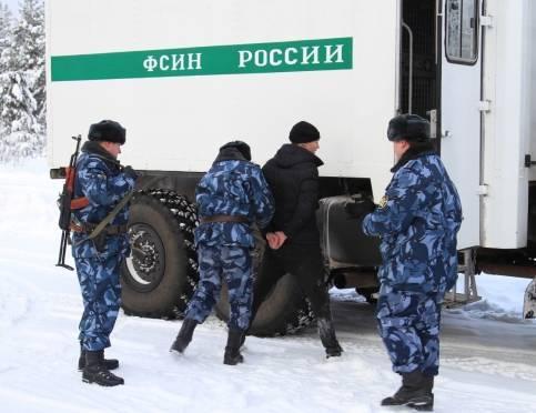Конвой Дубравлага Мордовии – один из лучших в России