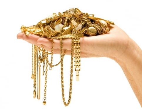 Житель Саранска не смог устоять перед золотом бывшей жены