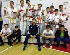 Юные мордовские дзюдоисты завоевали семь медалей на всероссийском турнире