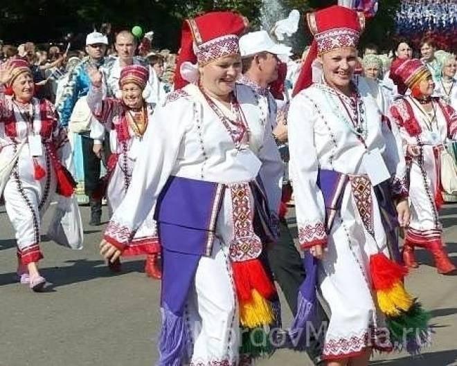 Жителей Москвы вновь окунут в мордовскую культуру