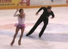 Фигуристы Вера Базарова и Юрий Ларионов (Мордовия) выступят в Шеффилде