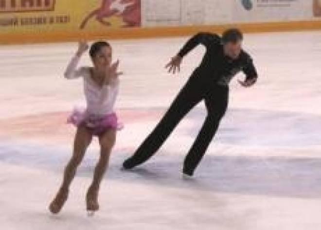 Пара Базарова-Ларионов (Мордовия) выступит на Чемпионате мира по фигурному катанию