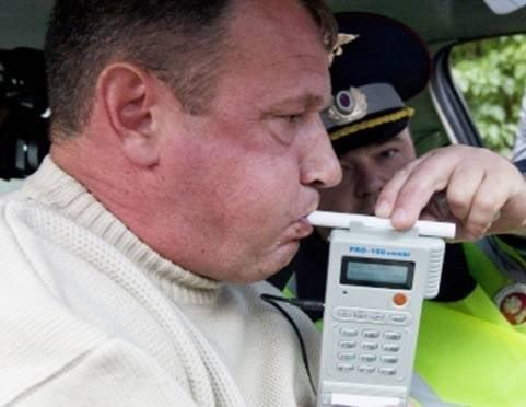 Сегодня в Мордовии «охотятся» на пьяных водителей