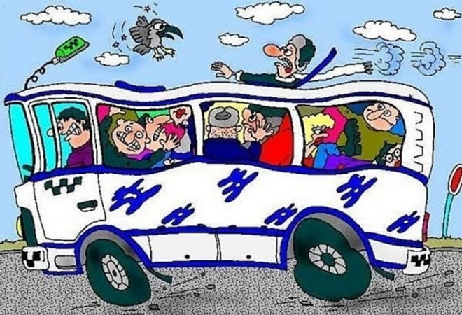 В Мордовии проверяют перевозчиков людей