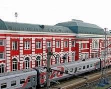 Вокзал в Рузаевке — в тройке лучших в России