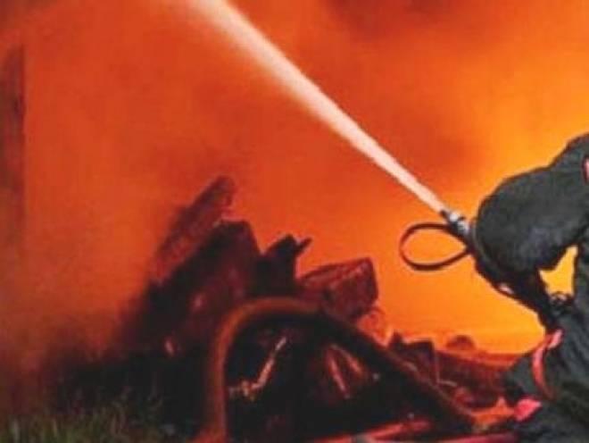 В Саранске сегодня загорелся наркологический диспансер