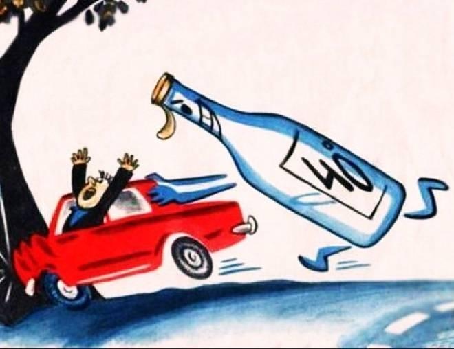 В Саранске пьяный водитель «Субару» врезался в «Ауди» на «встречке» и уехал