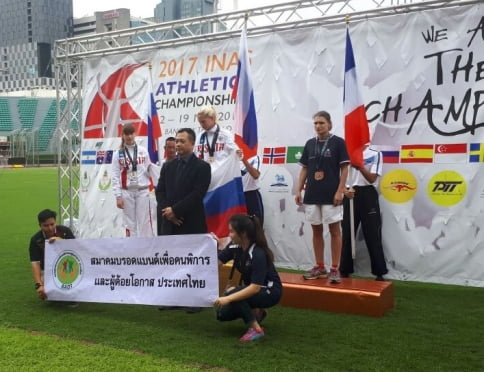 Близняшки из Мордовии завоевали награды «особенного» турнира в Таиланде