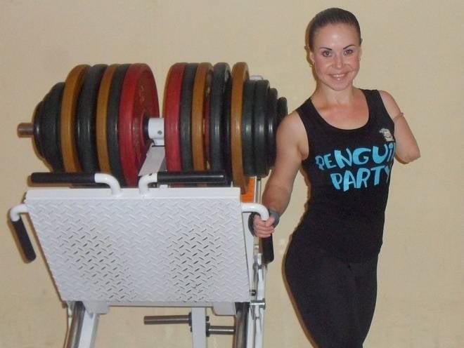 Олеся Аржакаева: «Никогда нельзя сдаваться»