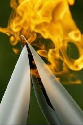 Эстафета Олимпийского огня «Сочи 2014» постер