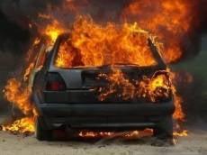 В Мордовии  фиксируются аномальные возгорания машин