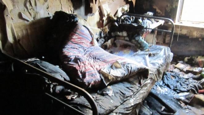 В Мордовии дочь не смогла спасти мать от смерти в дыму