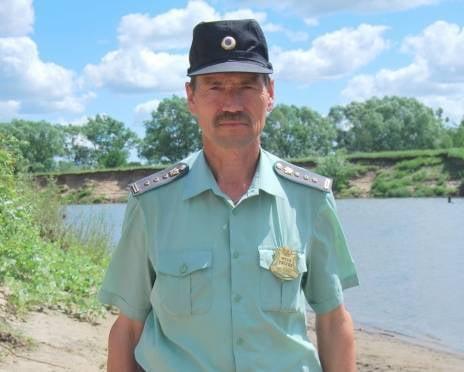 За смелость судебный пристав Мордовии получил медаль от Владимира Путина