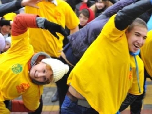 Массовая зарядка и бампербол: жителей Саранска приглашают на «SportFest»