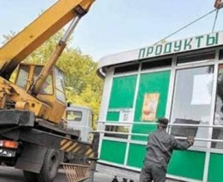 В торговле Саранска не будет места ларькам