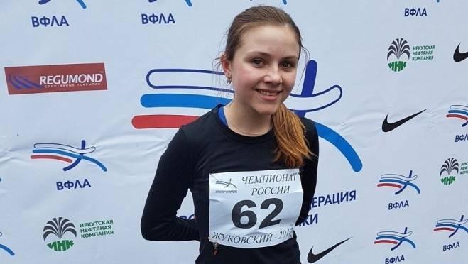 Юная мордовская легкоатлетка одержала победу в Волгограде