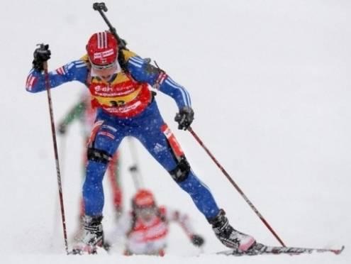 Сборная Мордовии взяла «серебро» на Чемпионате России по биатлону