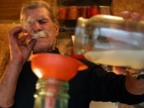 В Мордовии снова поймали самогонщиков