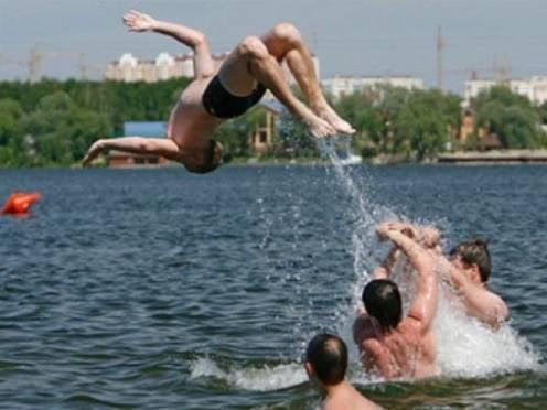 В Саранске уже готовятся к купальному сезону