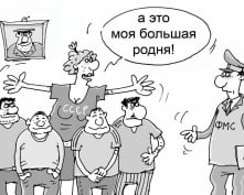 В Саранске в поисках «нелегалов» обошли тысячи квартир