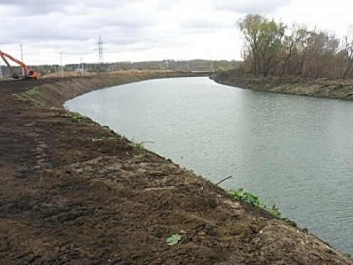 Мордовии дали 27 млн рублей на расчистку реки Инсар