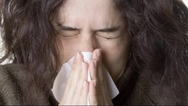 В Мордовии стали чаще чихать и кашлять