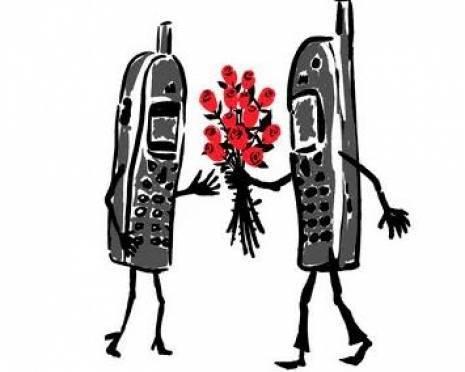 В День всех влюбленных абоненты «МегаФона» отправили 38 млн SMS