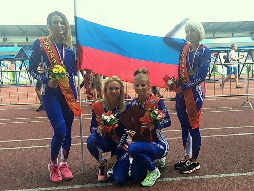 Сотрудница МЧС Мордовии стала чемпионкой мира в составе сборной страны по пожарно-прикладному спорту