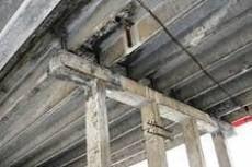 В Саранске обнаружена трещина в опоре моста на Химмаш